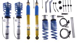 RSF Bilstein B16 ridecontrol electronically in car damping adjustable coilover or inboard suspension kit - Mercedes W201 190e
