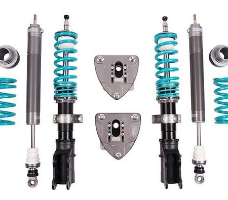 RSF Nitron NTR R1 1 way damping and height adjustable coilover or inboard suspension kit