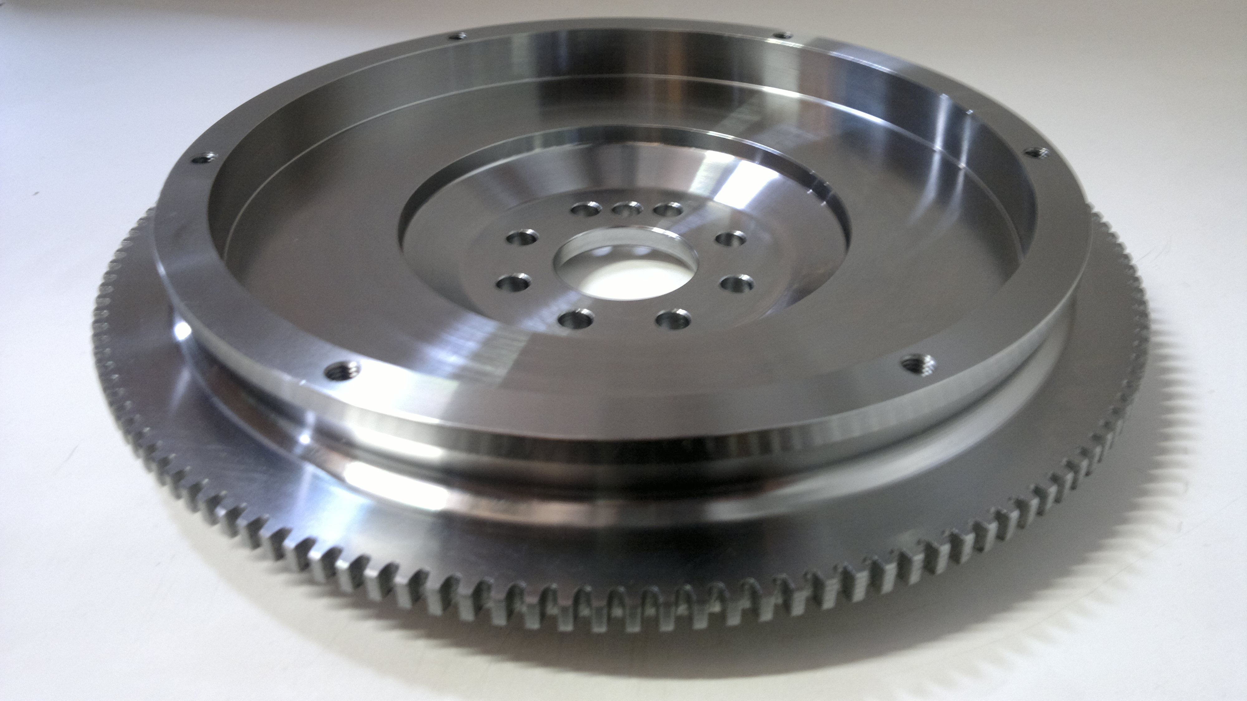Rennsport Factory Mercedes bespoke lightened flywheel and fast road/light  competition going clutch system (400-1200NM)