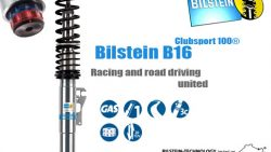 RSF Bilstein Clubsport 2 way damping and height adjustable coilover or inboard suspension kit - Mercedes W124 E Class