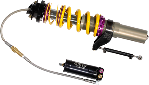 KW Competition 3 way damping and height adjustable monotube coilover or inboard suspension kit