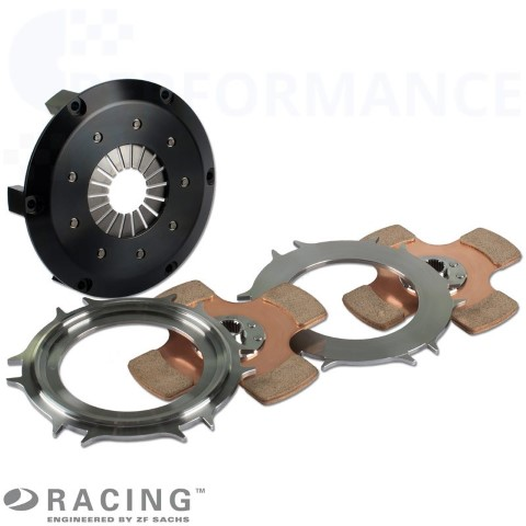 Rennsport Factory Mercedes race flywheel with competition clutch  (195-2616NM)