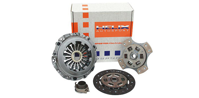 Rennsport Factory Mercedes bespoke lightened flywheel and road going clutch  system