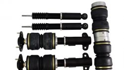Rennsport Factory GT Air ride suspension strut kit for BMW E36