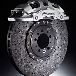 Brembo Racing Carbon Disc and 6 pot caliper