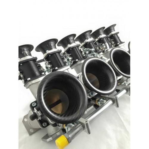 Ferrari 575M Maranello 612 Scaglietti F133E V12 individual throttle body  kit ITB