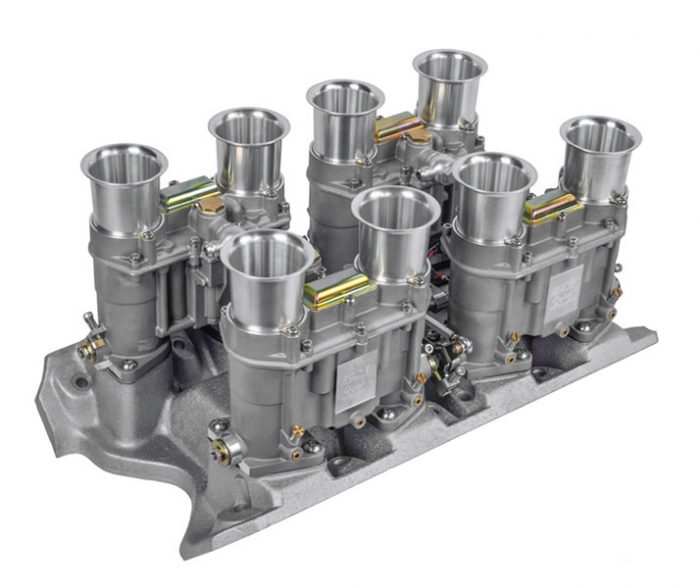 Toyota Lexus SC400 V8 1UZFE Inlet manifold + individual throttle body kit  ITBs